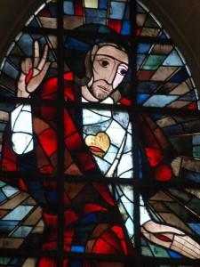 Herz Jesu Fenster