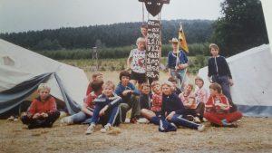 40 Jahre Zeltlager St. Georg