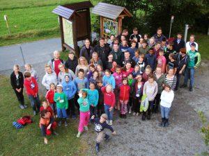 40 Jahre Zeltlager St. Georg Teilnehmer