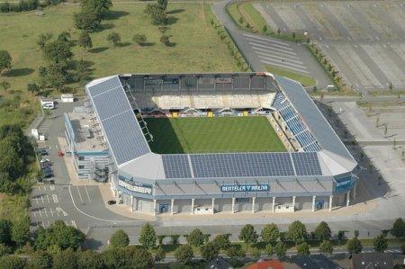Bentler-Arena, Ziel der Wallfahrt im Pastoralverbund