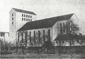 Kirche St. Heinrich (1955)