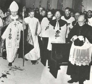 Kirchweihe 1955