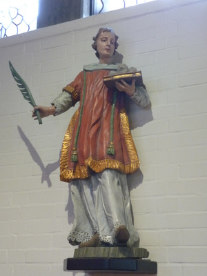 St. Stephanus Statue